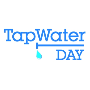 Tap Water Day logo Ellen